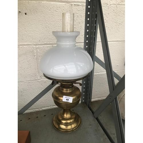 48 - Oil lamp