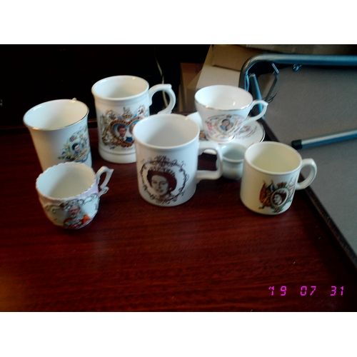 17 - Nice Collection of Royalty China Including Edwardian Etc...