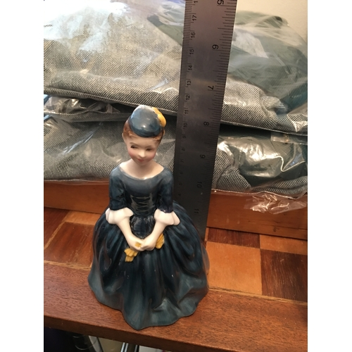 41 - LOVELY ROYAL DOULTON 'CHERIE' FIGURE PERFECT CONDITION (GM)...