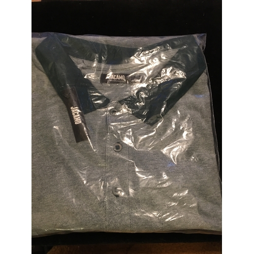 55 - NEW SEALED JACAMO POLO SHIRT SIZE 3XL...