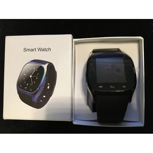 15 - GREAT NEW BOXED SMART WATCH