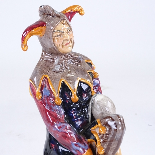 331 - Royal Doulton figure, The Jester HN2016...