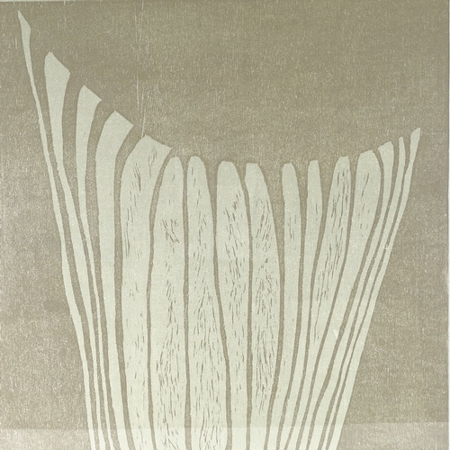 1207 - Jo Gorner, pair of lithographs, Impress I and II signed in pencil, 2005, from and edition of 30, ima...