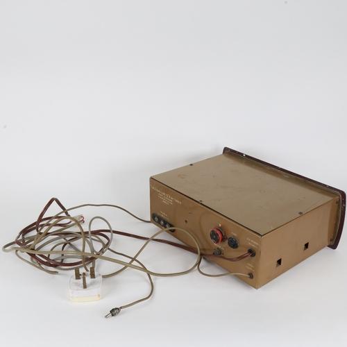 2 - LEAK - a Vintage Trough-Line II FM tuner radio