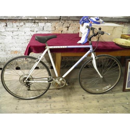 37 - Raliegh Pioneer bicycle...