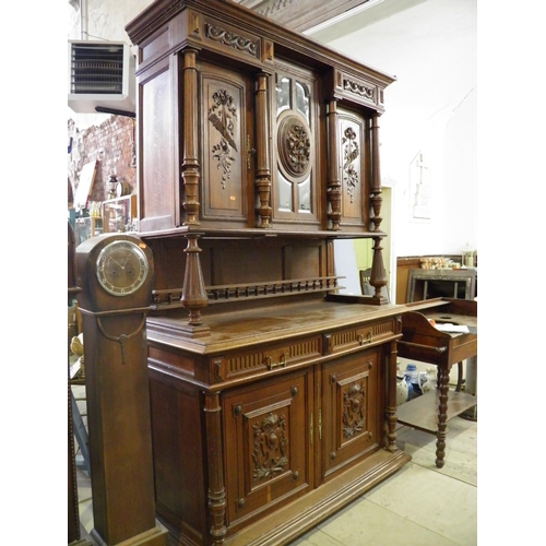 46 - Large French Dresser...