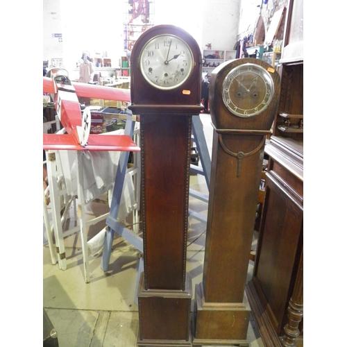 50 - Granddaughter clock...
