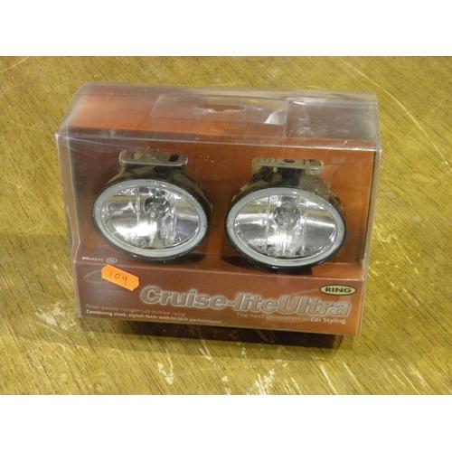 88 - Cruise-lite Ultra sub-bumper lamps...