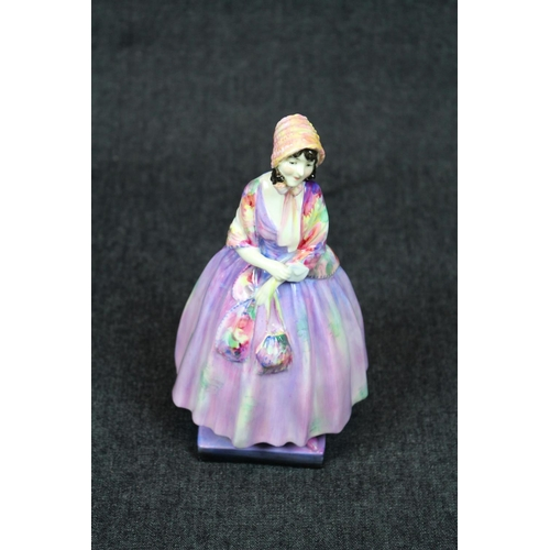 24 - Rare Colourways Royal Doulton 'Barbara' HN 1432 RdNo 757337 design by Leslie Harradine and painted b...