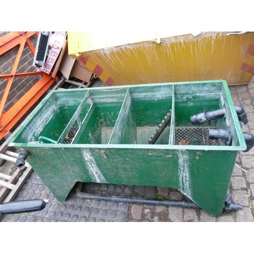 34 - Pond Filter box...