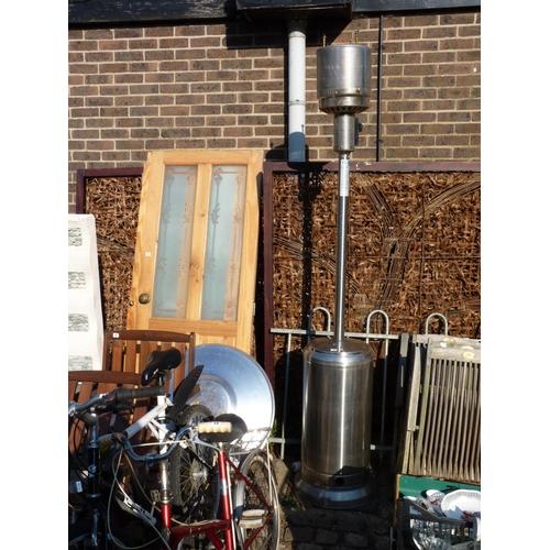 15 - Patio Gas heater...