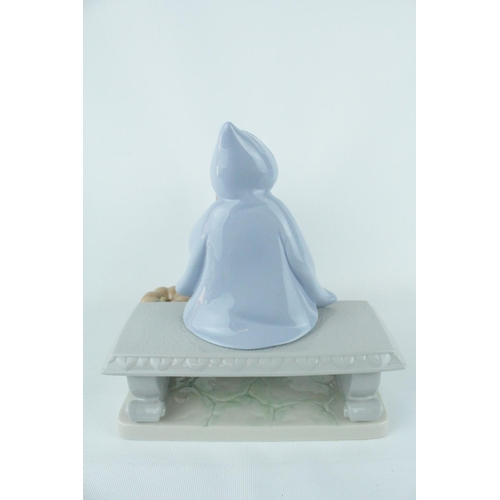 22 - Lladro 'Cinderella and Fairy Godmother', Limited Edition 1438 of 2500, Sculptor: Francisco Polope. M...