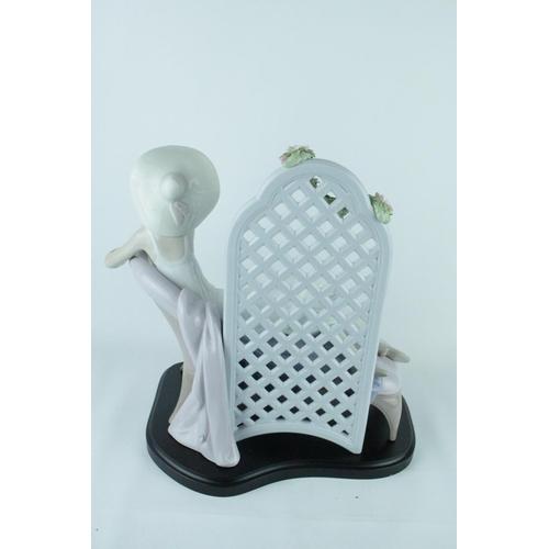 35 - Lladro 'Garden of Dreams', Limited Edition 3786 of 250, Sculptor: José Puche. Model 01007634, Introd...
