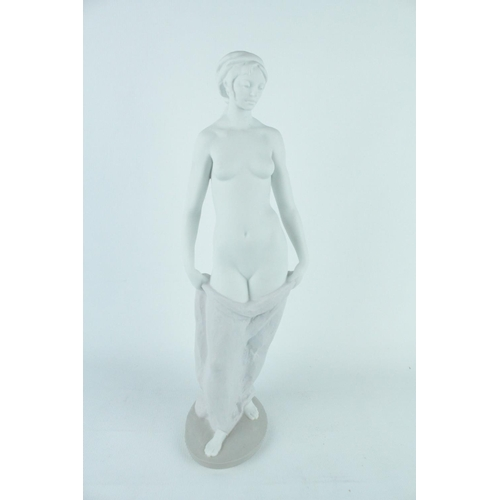43 - Lladro 'Demureness', Limited Edition 71 of 300, Sculptor: Fulgencio Garcia. Model 01013020, Introduc...