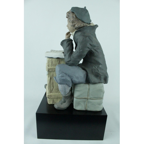 44 - Lladro 'The Student', Goyesca Limited Edition 142 of 300, Sculptor: Enrique Sanisidro. Model 0101175...