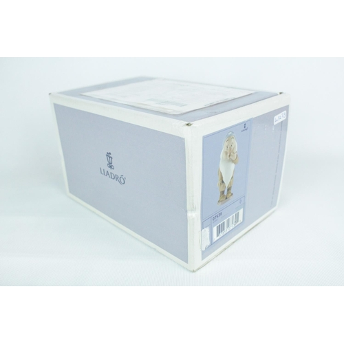 14 - Lladro 'Sleepy', From The Disney Snow White and the Seven Dwarfs collection , Sculptor: Francisco Ca...