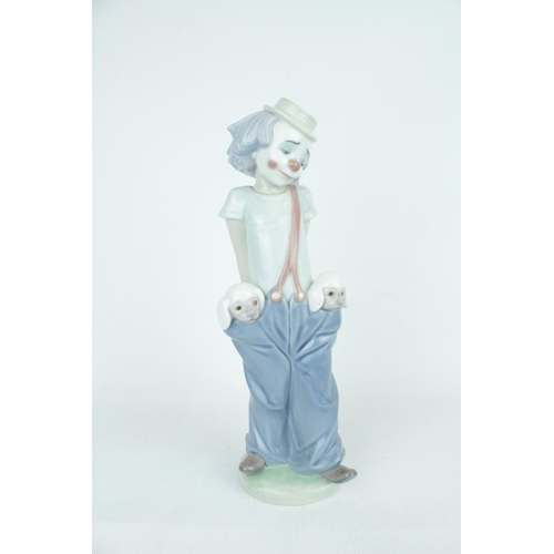 109 - Rare Lladro 'Little Pals', Sculptor: Juan Huerta, Model 01007600, Introduced in 1985 and Retired in ...