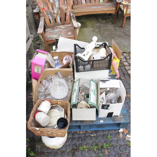 2 - Pallet of assorted House clearance items...