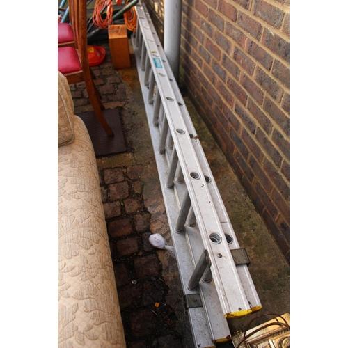 3 - Silverstile Alloy Ladder...