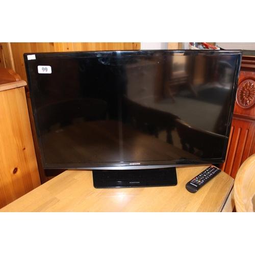 99 - Samsung LCD TV...