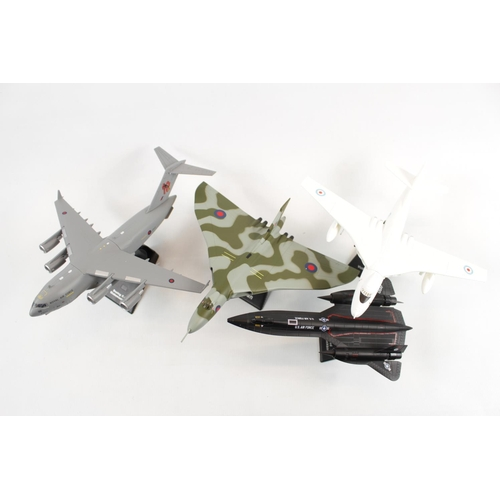 31 - Collection of Atlas Editions Model Aircraft (10) and related items...