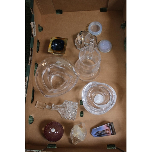 42 - Collection of assorted Art Glass Inc. Mdina, Orrefors etc...