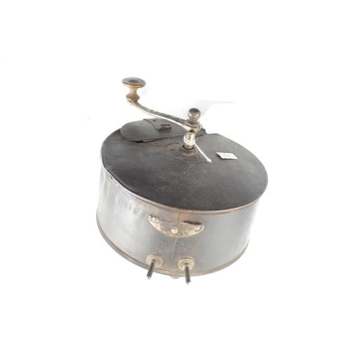 59 - Vintage French Chestnut Roaster...