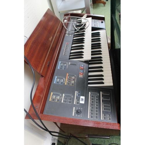 50 - Yamaha Electone Organ...