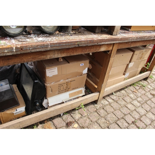 23 - Collection of assorted Boxed Lamps inc Cambridge AFCAH400L...