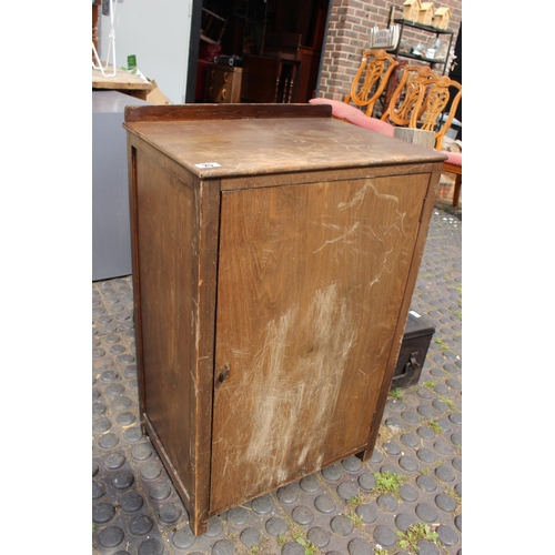 25 - 1920s Panelled Cabinet...