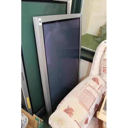 41 - Samsung Plasma TV without mount...