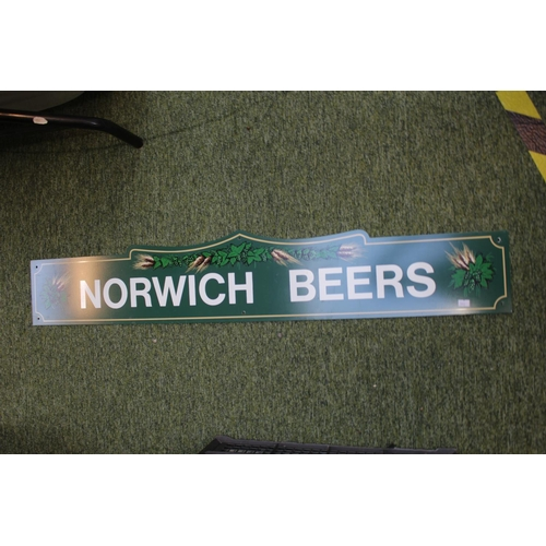 22 - Collection of Pub Advertising items to include Booth Gin Lion, Carlsberg Pump top, Ruddles, Double D...
