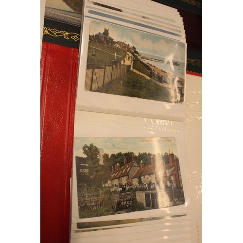 50a - Large Collection of Edwardian and later Postcards to include Local Interest of Huntingdon, Cambridge...