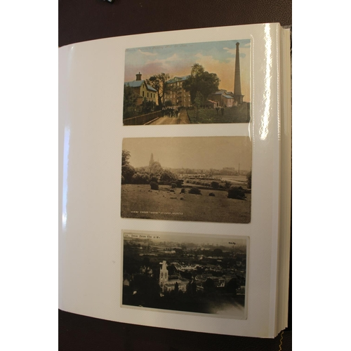50c - Collection of approx 140 Edwardian and Later Postcards of St Ives and surrounding villages...