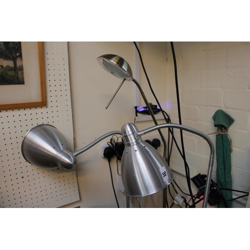 31 - 3 Adjustable Standard lights...