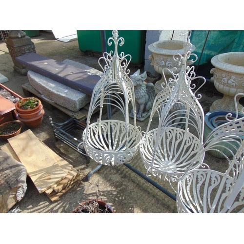 30 - ornate hanging basket