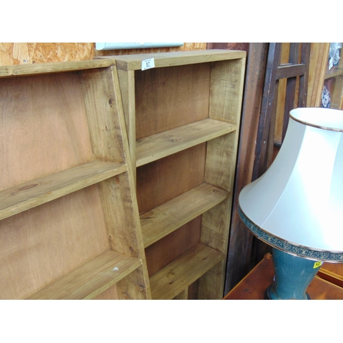 57 - Pine shelf