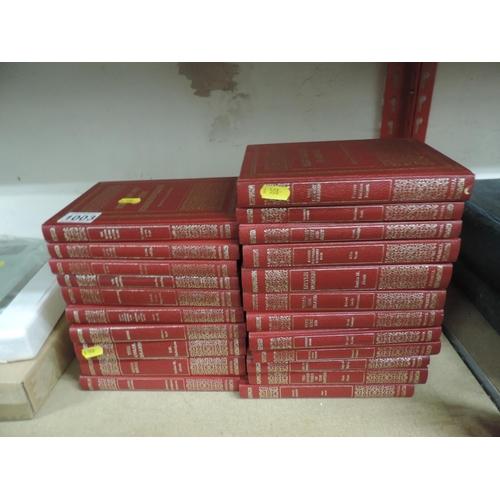 1003 - Hardback books...