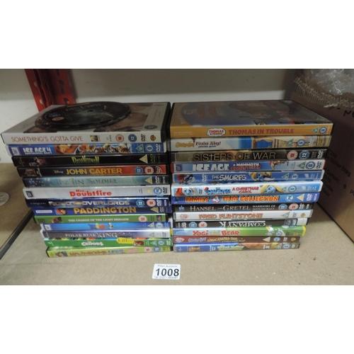1008 - DVDs...