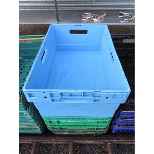 131 - Plastic crates...