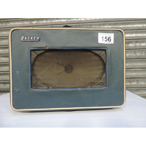 156 - Hacker radio...