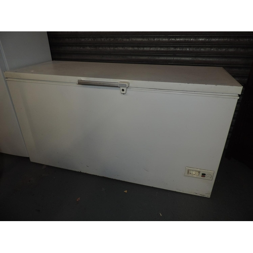 158 - Large chest freezer...