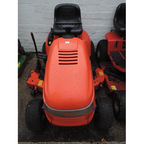 16 - Simplicity Ride-On lawn mower...