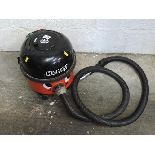181 - Henry vacuum cleaner...