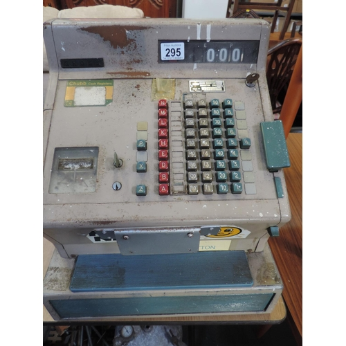 295 - Shop cash register...