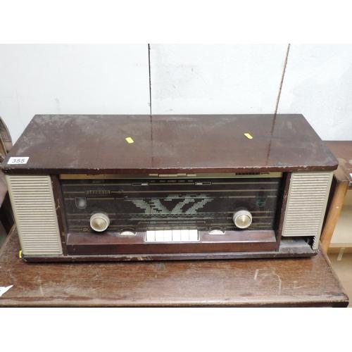 355 - Reverbeo radio...