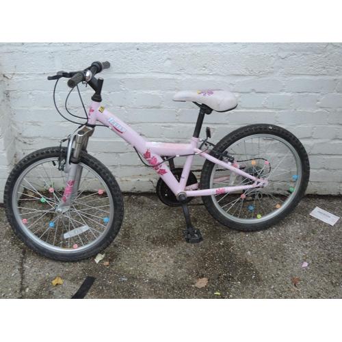 4 - Girl's bike...