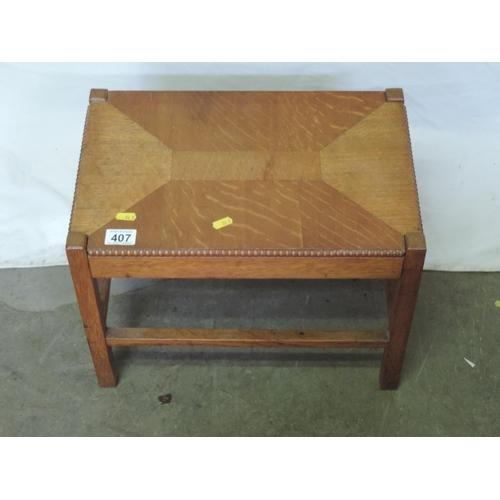 407 - Small stool...