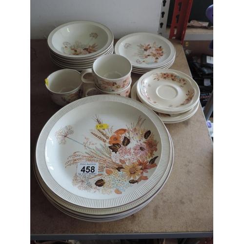 458 - Poole china...
