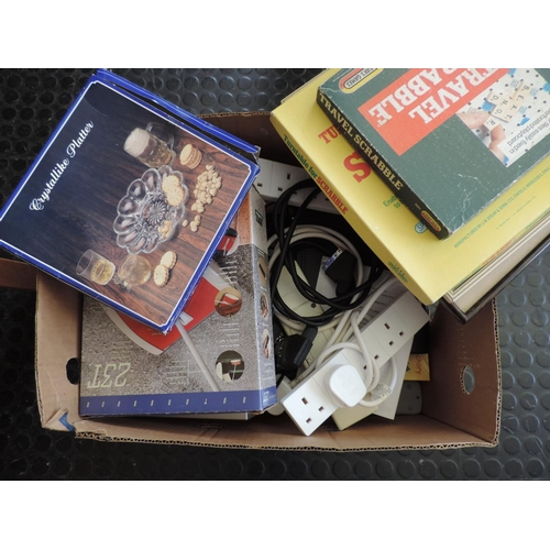 513 - Box of misc...